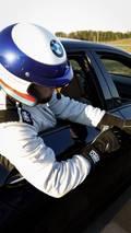 BMW M5 drift record