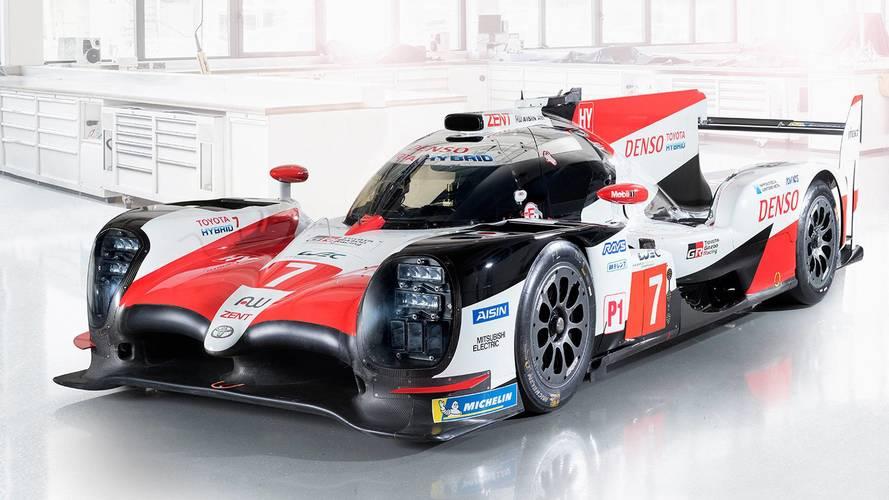 Toyota desvela el coche para el WEC que pilotará Alonso