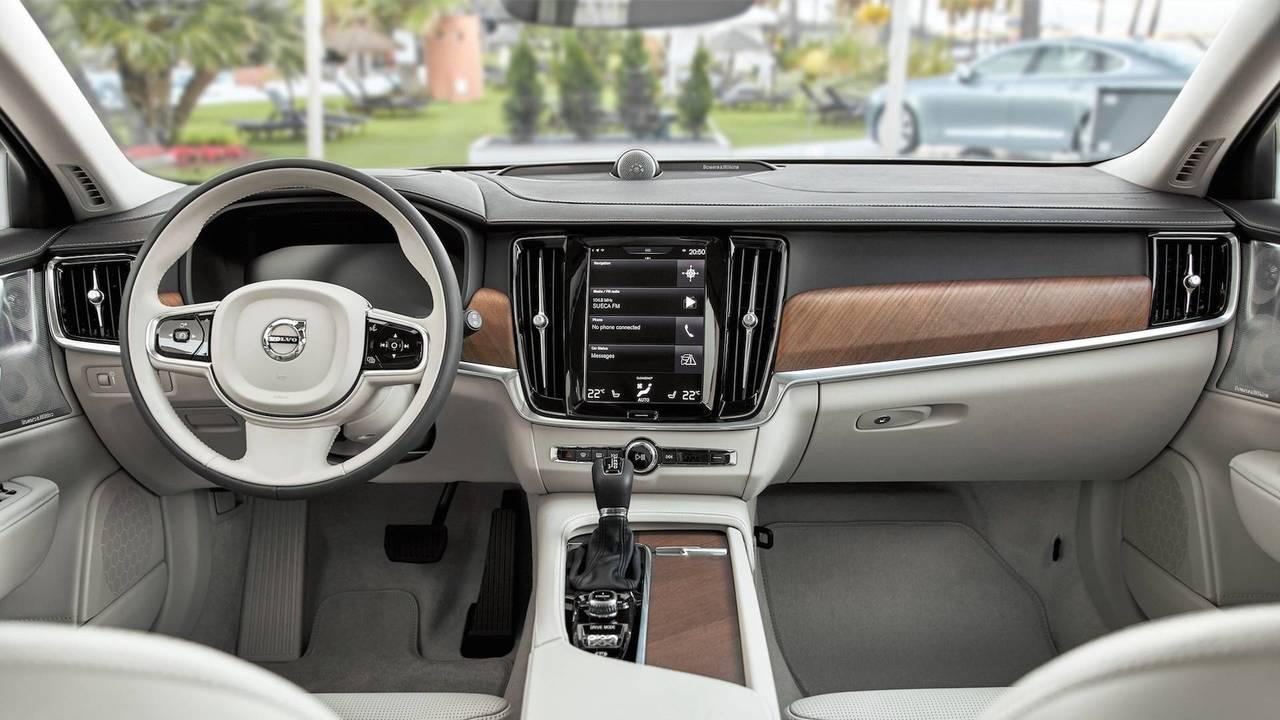 Volvo V60 Vs. V90: Side By Side | Motor1.com Photos