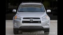 Toyota mostra novo RAV4 2009 com leves mudanças visuais e novo motor