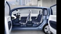 Salão de Tóquio 2007 - Volkswagen Space Up! A versão minivan do conceito Up!