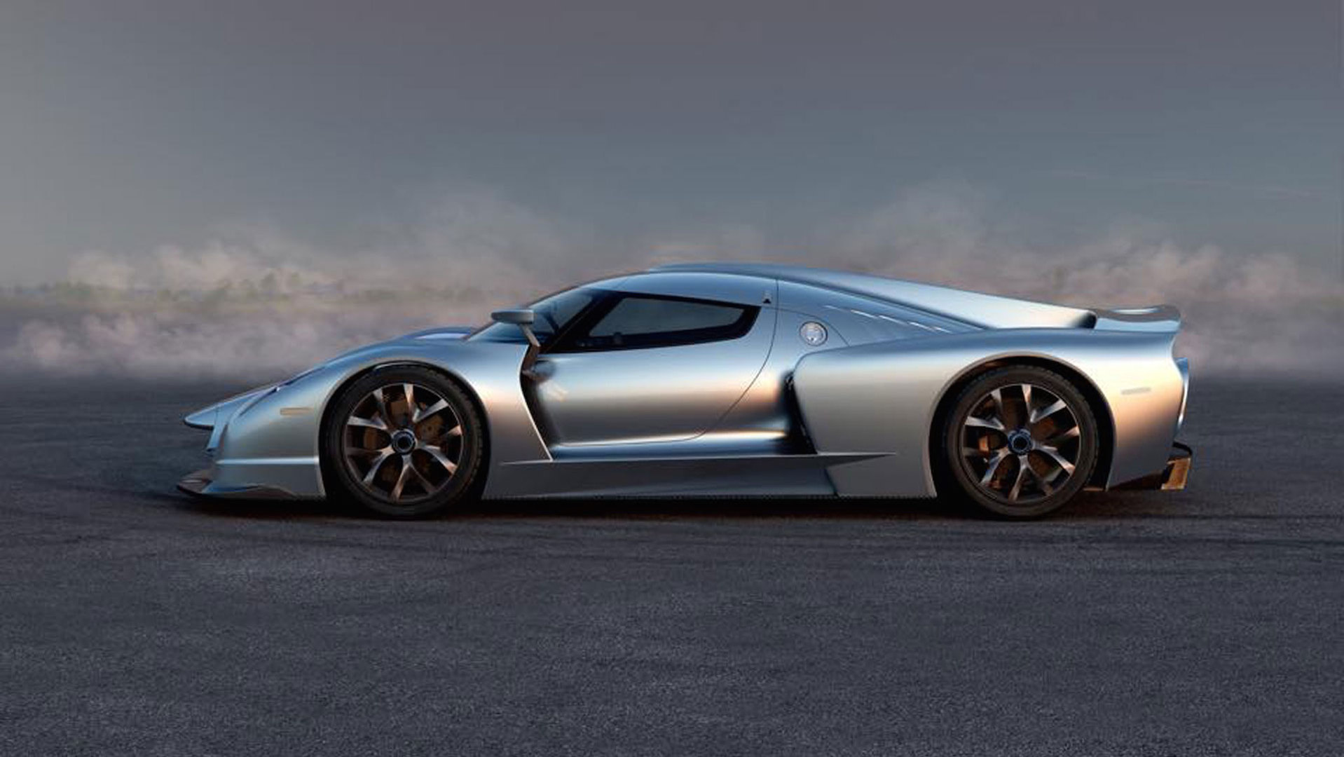 Hp Will Be Sold As A Kit Car In The U S