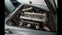 L'Aston Martin DB5 du film de James Bond Goldfinger
