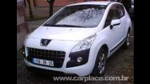 De novo!! Novo Peugeot 3008 é flagrado sem nenhum disfarce - Veja fotos