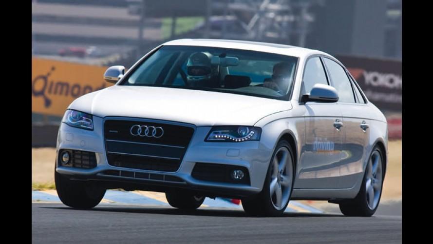 Audi lança o sedan A4 Sport no Brasil por R$ 185.721