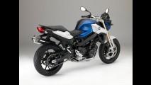Salão de Milão: BMW mexe no visual e mecânica da F800R para 2015