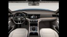Volkswagen confirma produção do CrossBlue nos EUA a partir de 2016