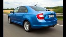 Volkswagen terá versão própria do Skoda Rapid para o mercado chinês