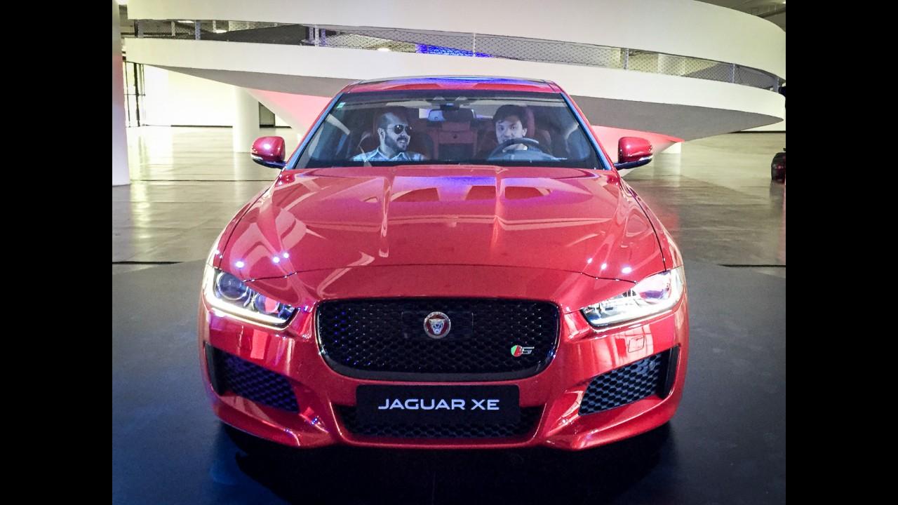 Sedãs Premium: A3 Sedan duplica vendas em novembro e Jaguar XE avança