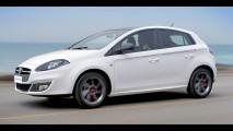 Fiat Bravo reestilizado será apresentado no começo de fevereiro