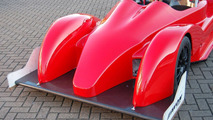 Fireblade-engined Reynard Inverter announced for street use