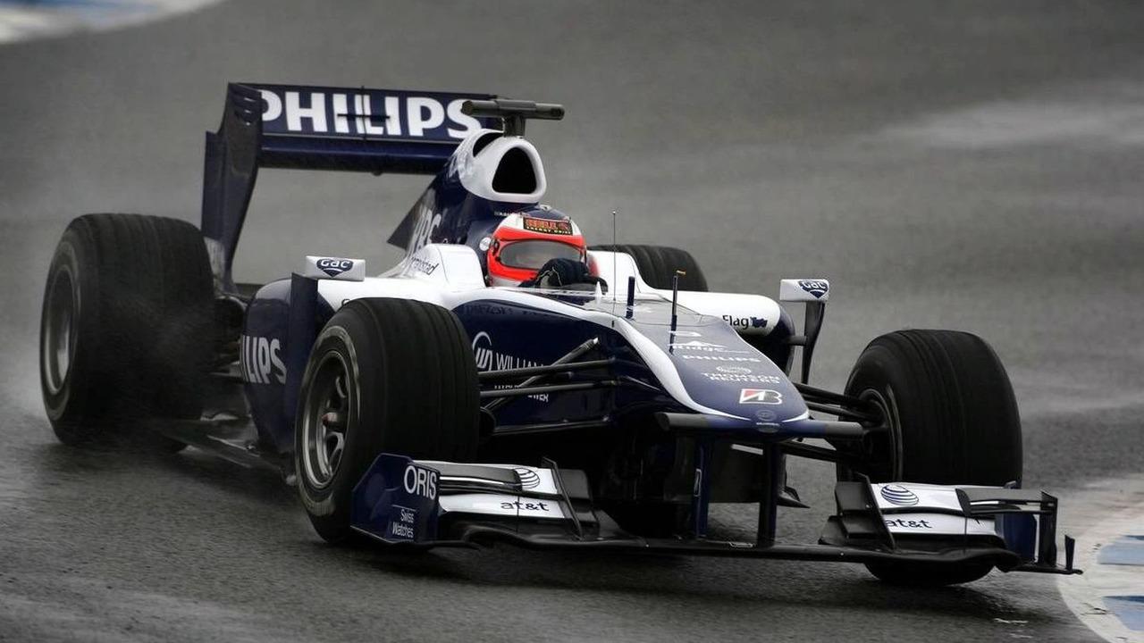 Rubens Barrichello (BRA), Williams F1 Team, FW32, 12.02.2010, Jerez, Spain