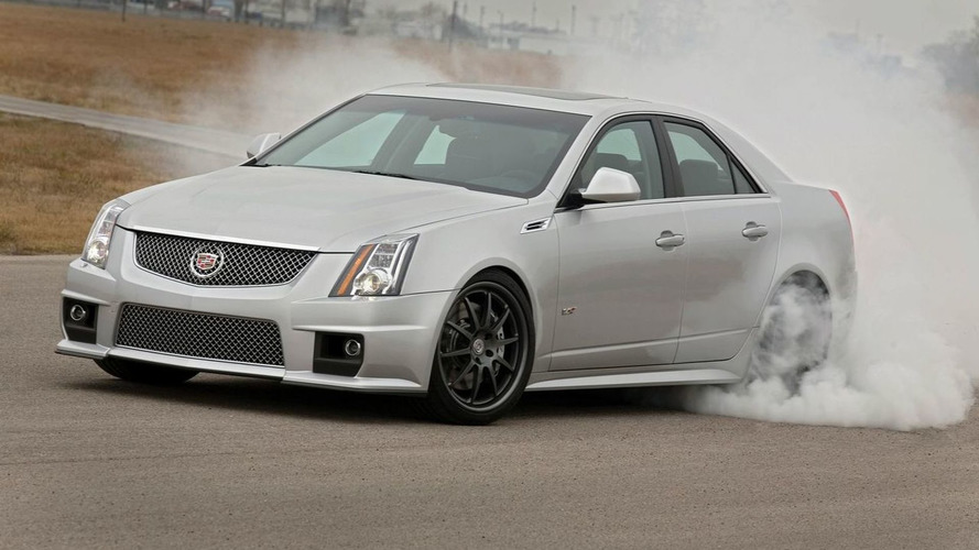 Hennessey tuned Cadillac CTS-V vs. Porsche 911 and Nissan GT-R [video]