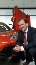 Antony Sheriff, McLaren Automotive Managing Director