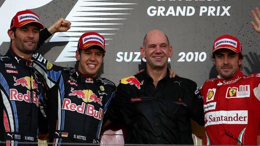 2010 Japanese Grand Prix - RESULTS
