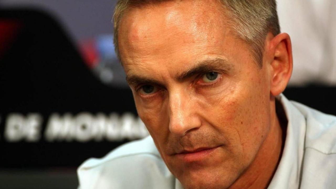 Martin Whitmarsh (GBR), McLaren, Chief Executive Officer