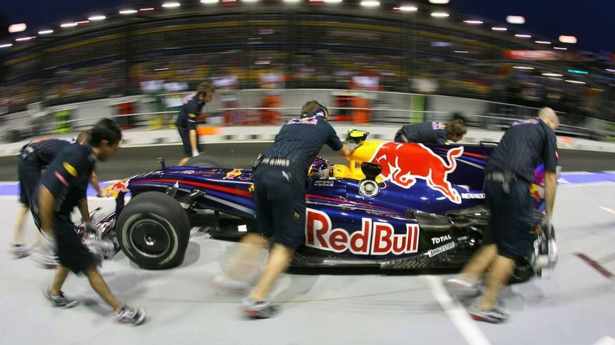 Red Bull moves to prevent tram interference repeat