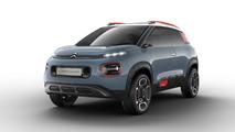 Citroen C-Aircross Concept 2017