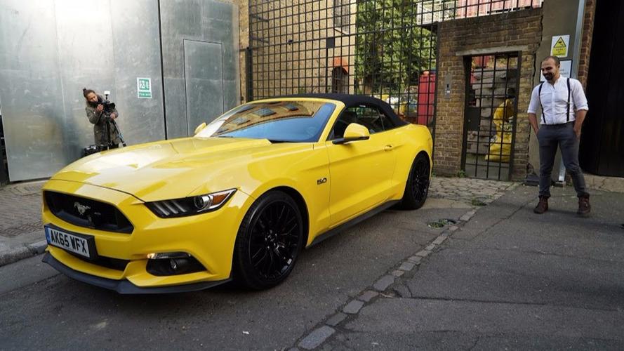 Entre la Ford Mustang et Tinder, c'est le grand amour !