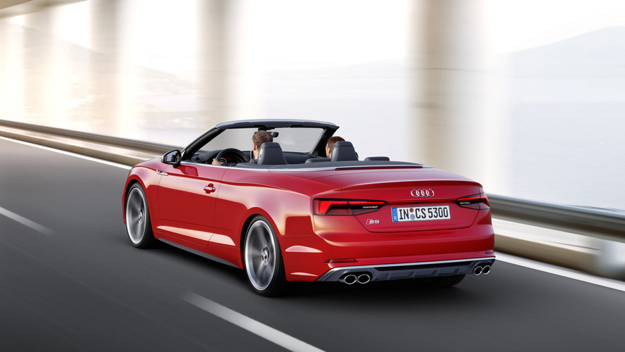 2017 Audi A5 / S5 Cabriolet