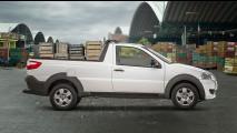 FCA altera batismo e lança Fiat Strada no México como RAM 700