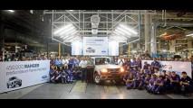 Ford Ranger chega a marca de 450.000 unidades fabricadas na Argentina