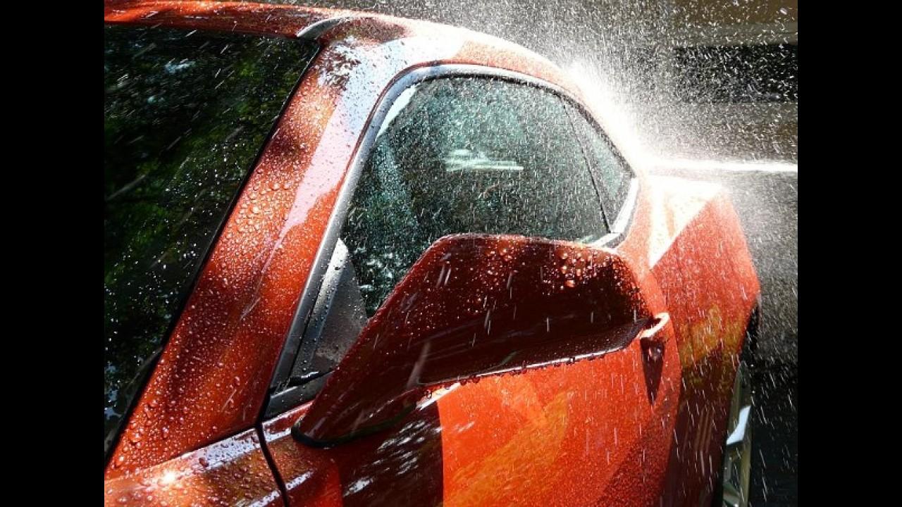 Que tal lavar o carro pelo equivalente a R$ 25 mil?