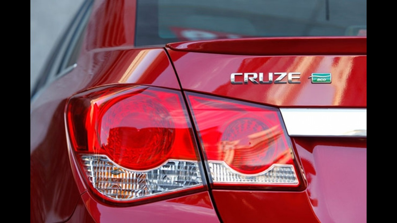 Chevrolet Cruze movido à diesel será fabricado em Lordstown, Ohio