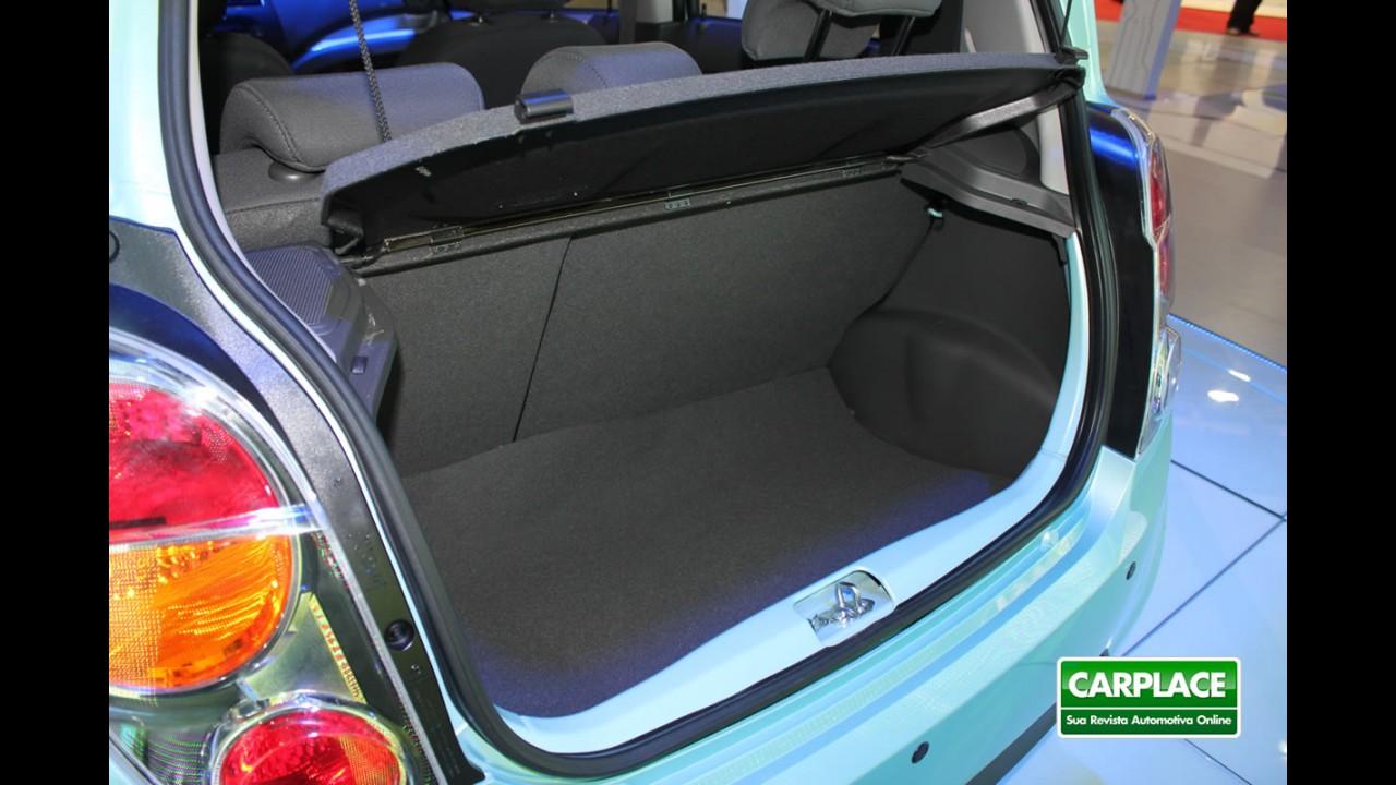 Salão de Buenos Aires: Chevrolet Spark LTZ - Será o futuro Celta?