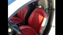 Volta rápida - Fiat 500 Abarth - Foguetinho de bolso acelera para o Brasil
