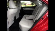 Apresentação: novo Toyota Corolla 2015 quer voltar a liderar