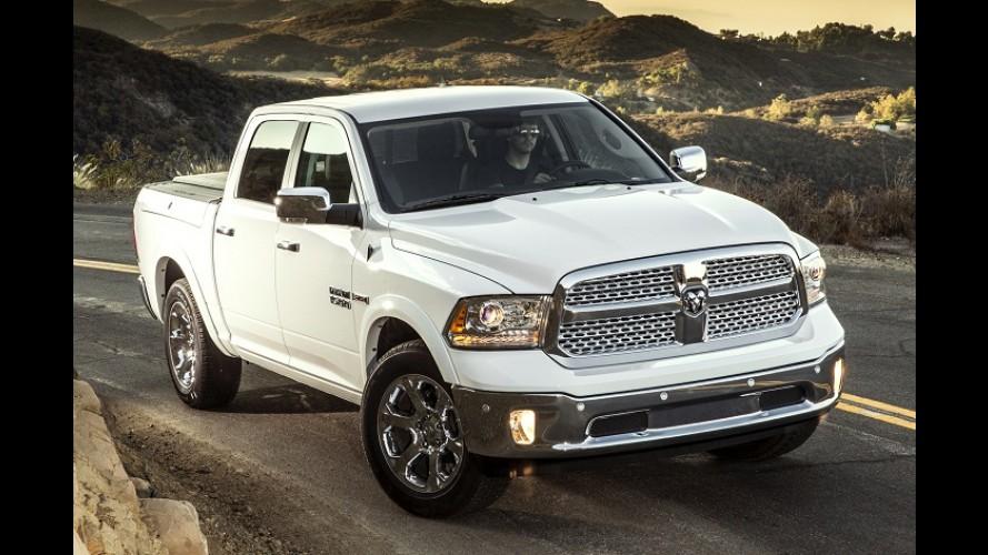 RAM 1500 com motor diesel faz sucesso nos EUA e surpreende FCA