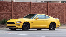 2018 Ford Mustang Black Accent Package