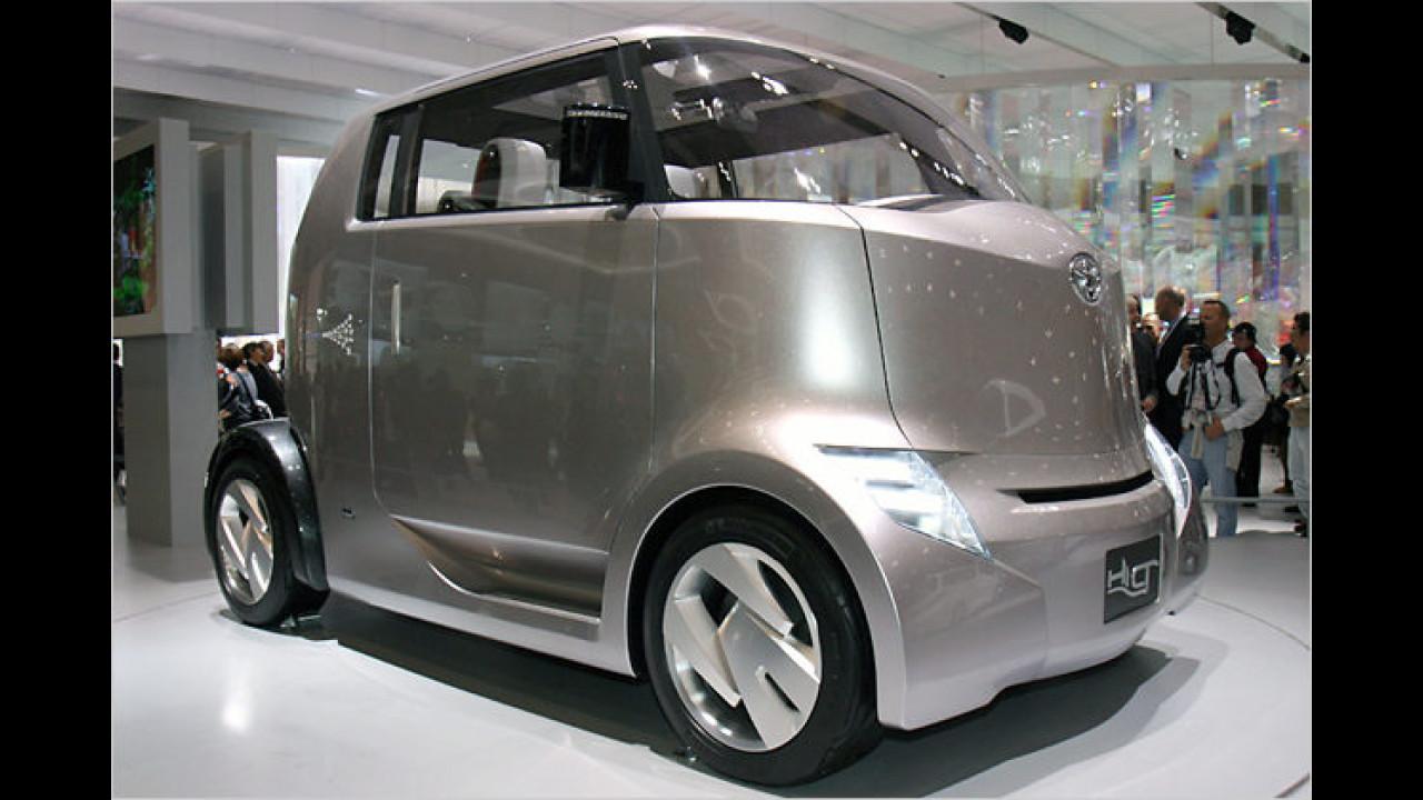 Toyota Hi-CT