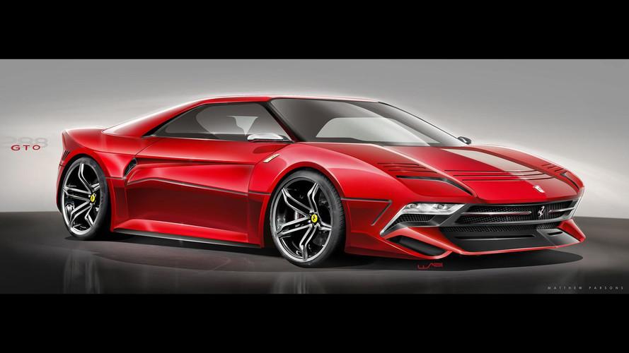 Ferrari 288 GTO böyle geri dönmeli mi?