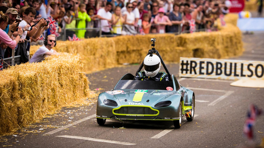 Aston Martin caisse à savon