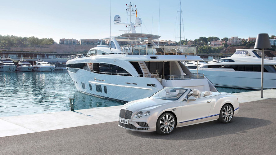 Bentley Continental GT Convertible Galene Is Your Yacht On Land