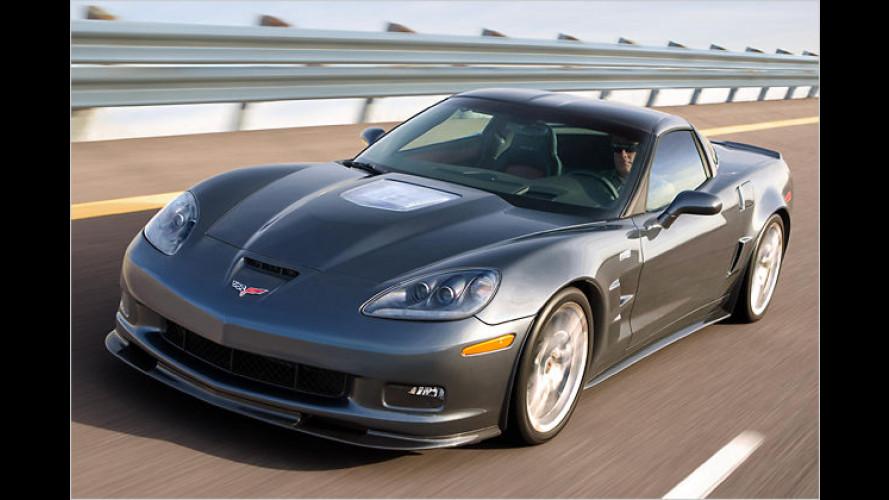 Corvette gibt den Startschuss für die Produktion der ZR1