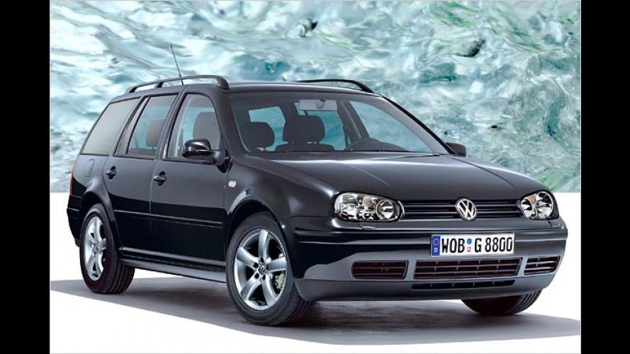 VW Golf Variant Atlantic: Zwei Sondermodelle mit Preisvorteil