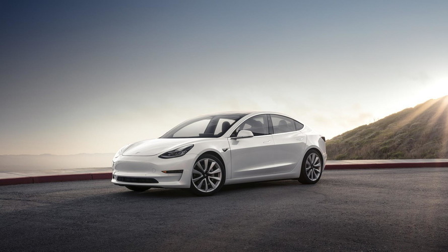 Tesla Model 3 Gets 80.5 kWh Battery And 258 HP, According To EPA