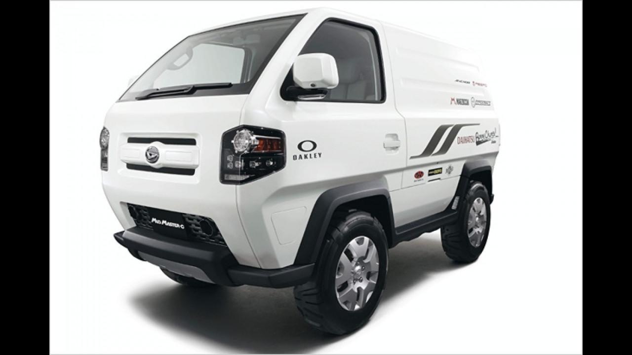 Daihatsu in Tokio
