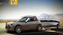 Renault ReFour rendering