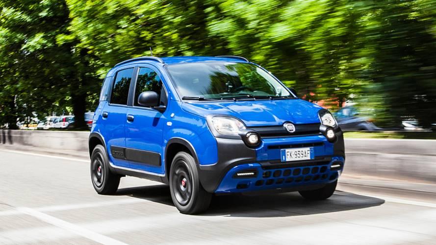 Une série spéciale Waze pour la Fiat Panda City Cross