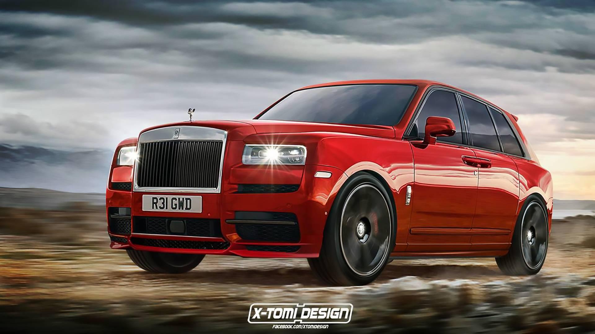 2018 Rolls Royce Cullinan Suv Page 2 Conti Talk