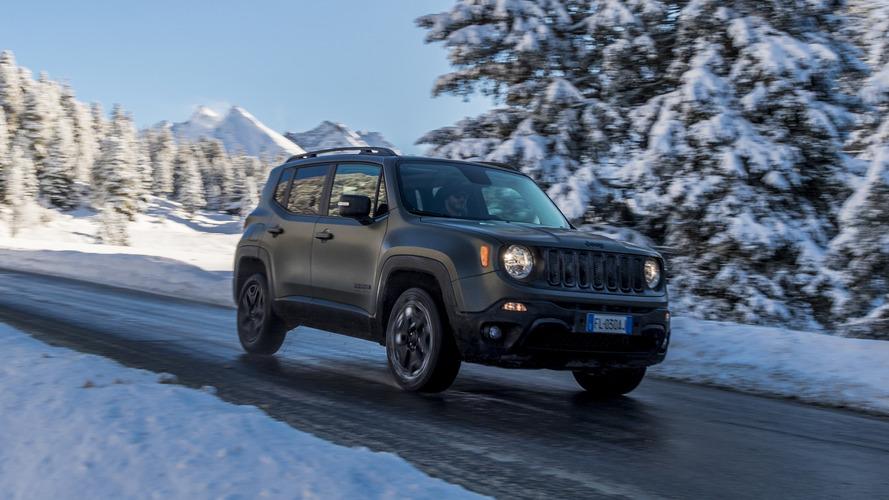 Jeep Renegade 2018 - Europa