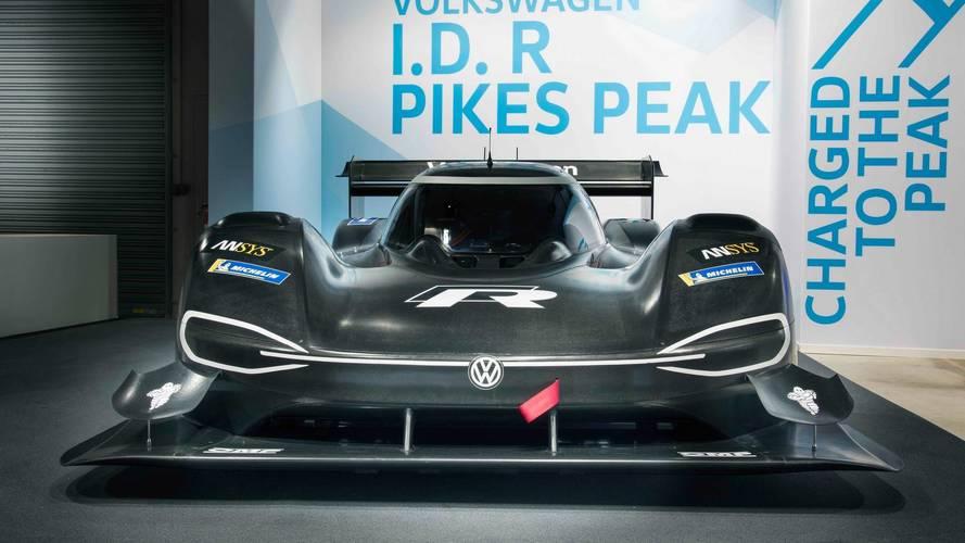 Volkswagen unveils Pikes Peak challenger