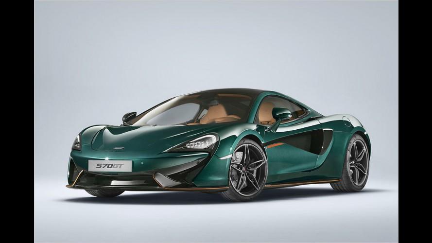 McLaren 570GT als MSO-Sondermodell
