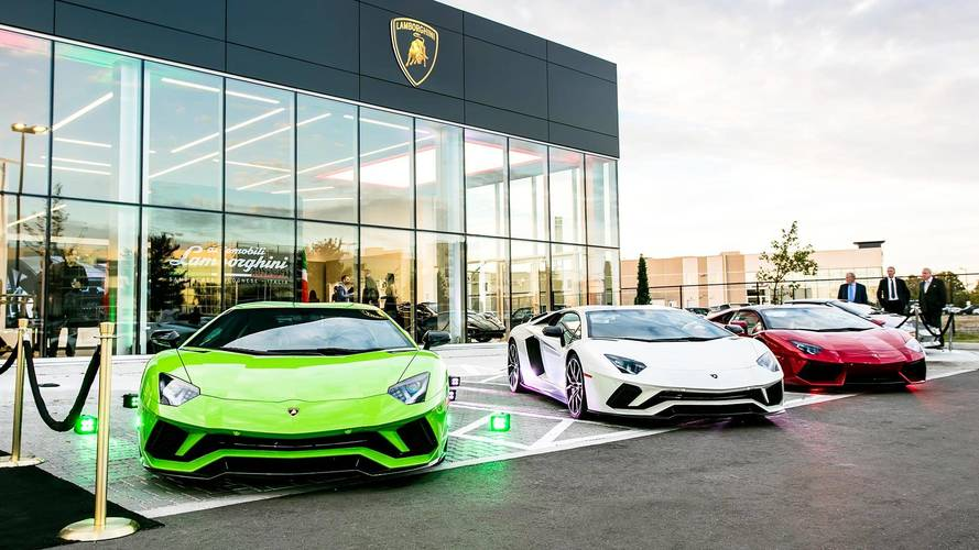 Lamborghini Opens New Dealers In North America To Prepare For Urus