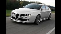 Alfa 159 by Novitec