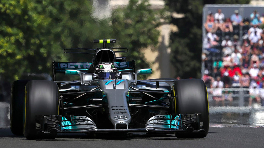 Mercedes renueva a Bottas para 2018